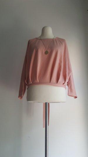 Sweat Shirt pink mixture fibre