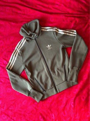 Adidas Shirt Jacket green grey