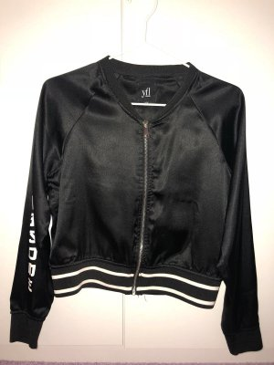 Reserved Sweat Jacket black-white
