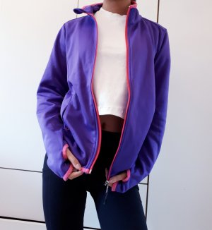 Champion Sweat Jacket pink-blue violet
