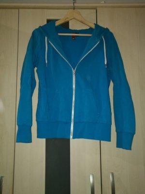 Sweatshirtjacke Blau H&M