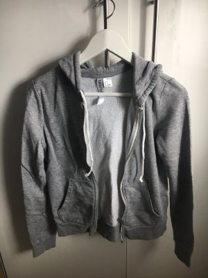 H&M Shirt Jacket light grey