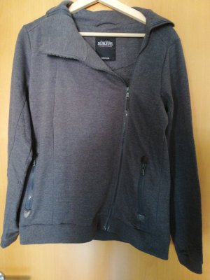 Sublevel Shirtjack antraciet-taupe