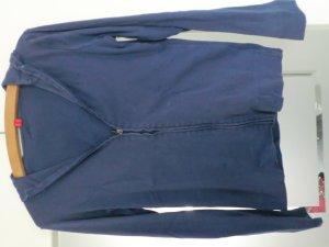 Sweatshirtjacke dunkelblau(Esprit)