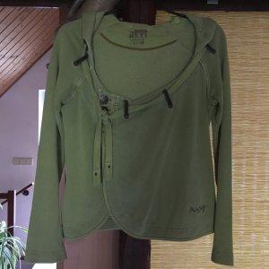 Miss Sixty Veste chemise vert