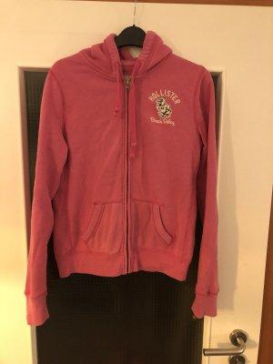 Hollister Shirt Jacket pink