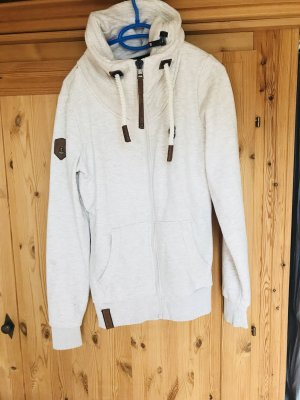 Sweatshirtjacke von Naketano  in L