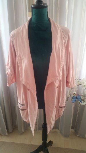 Only Shirt Jacket rose-gold-coloured-dusky pink