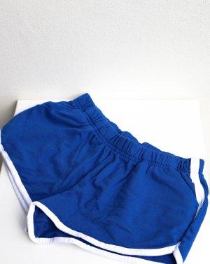 Short bleu-bleu foncé