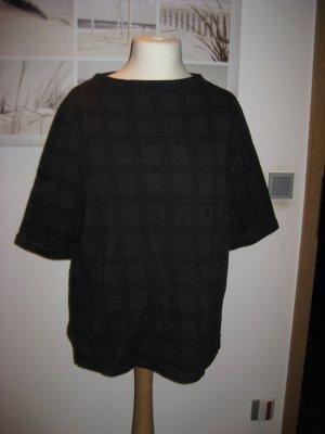 Opus Sweatshirt argenté-gris foncé