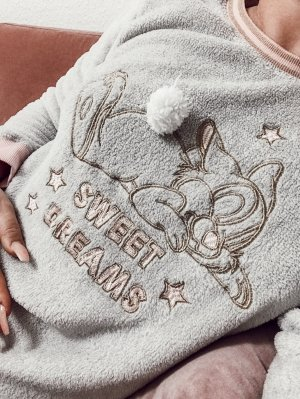 "Sweet Dreams ""Klopfer"" Disney Pullover Kuschellook"