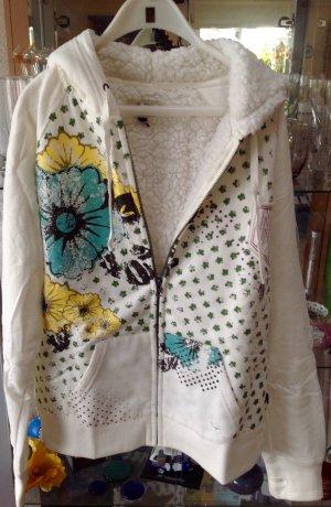 Veste chemise multicolore coton