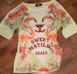 Sweet Matilda Flamingo T-Shirt