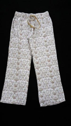 TCM Pyjama natural white-gold-colored