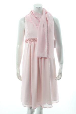 Sweetbelly Couture Abendkleid hellrosa-rosa Eleganz-Look
