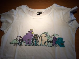 Sweetes Nikita T-Shirt in 38/M - wie neu