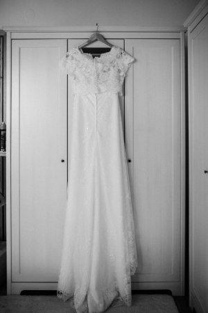 Sweetheart Vintage Brautkleid