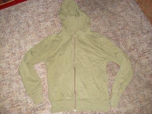 Shirt Jacket green cotton