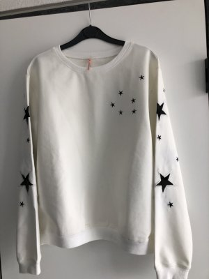 Sweewë Sweatshirt neu in wollweiß