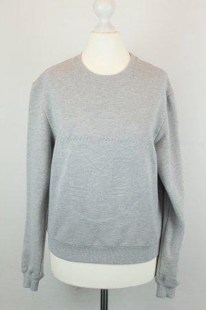 Sweewe Sweatshirt Sweater Gr. S/M hellgrau