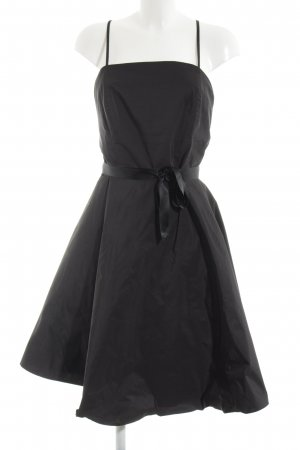 Swing A-Linien Kleid schwarz Party-Look