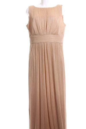 Swing Abendkleid nude Elegant