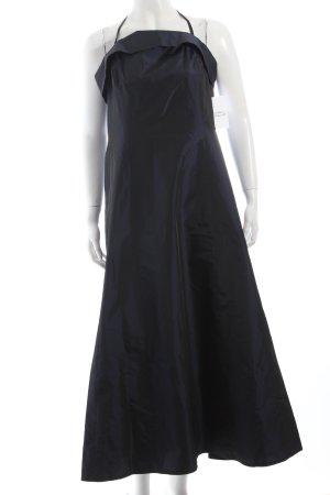 Swing Abendkleid dunkelblau Eleganz-Look