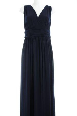 Swing Abendkleid dunkelblau Party-Look