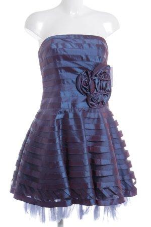 Swing Abendkleid grauviolett-helllila Elegant