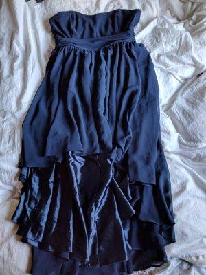 Swing Abendkleid marineblau