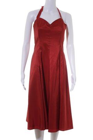 Swing Abendkleid rot 50ies-Stil
