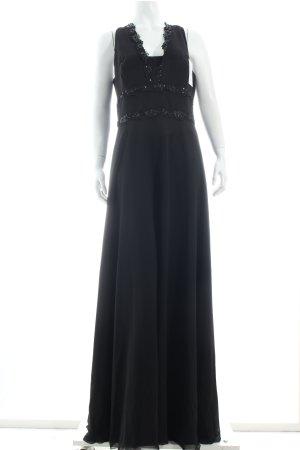 Swing Abendkleid schwarz Eleganz-Look