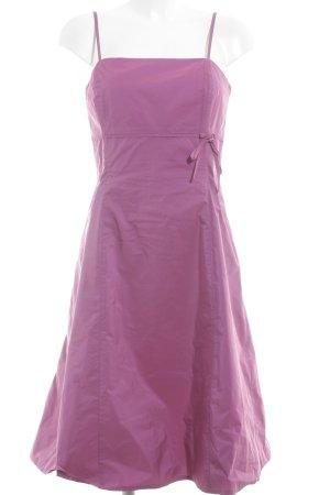 Swing Abendkleid violett Elegant