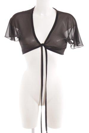 Swing Corsage Dress black elegant