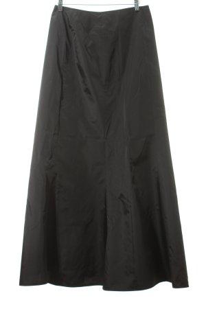 Swing Maxirock schwarz minimalistischer Stil
