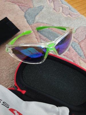 Occhiale verde neon-verde prato