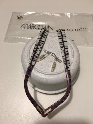 Marc Cain Glasses dark brown-cream