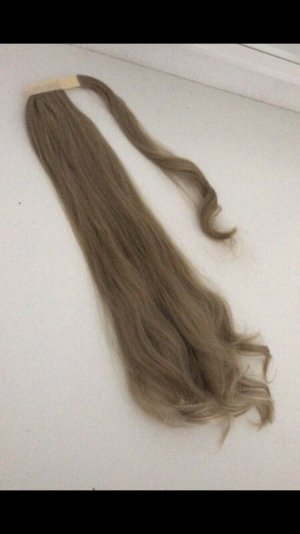 Synthetik Ponytail Ash blonde