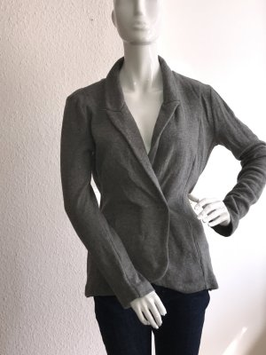 Alexander Wang Sweat Blazer grey-light grey cotton