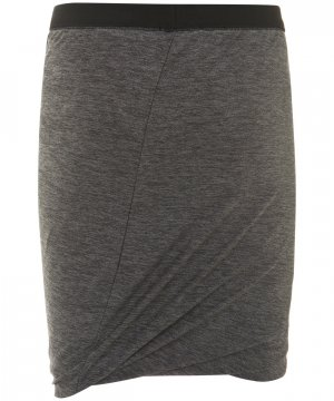 Alexander Wang Miniskirt black-grey