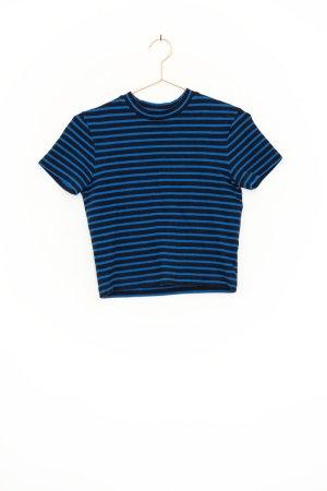 "T By Alexander Wang / ""Engineer striped T-Shirt"""