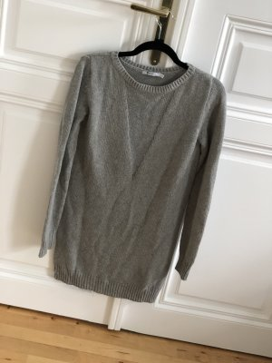 Alexander Wang Sweater Dress light grey-grey