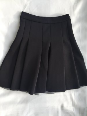 Alexander Wang Flared Skirt black polyester