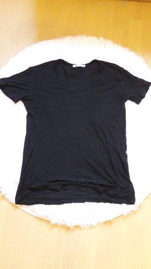 T by Alexander Wang S Seide Shirt Seidenshirt
