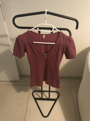 Blutgeschwister Shirt bruin-paars