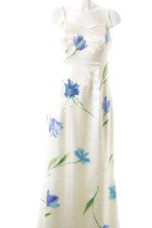 T & S Maxikleid florales Muster Elegant