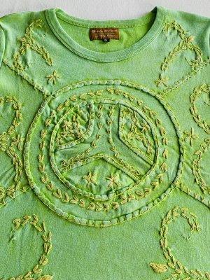 Hampton & Friends Batik shirt groen