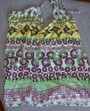 Batik Shirt yellow