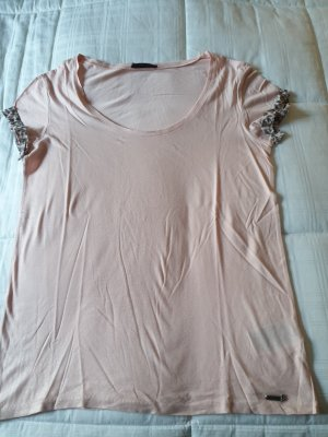 Guess Camiseta rosa empolvado