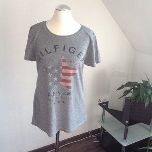 Hilfiger Denim Camiseta color plata